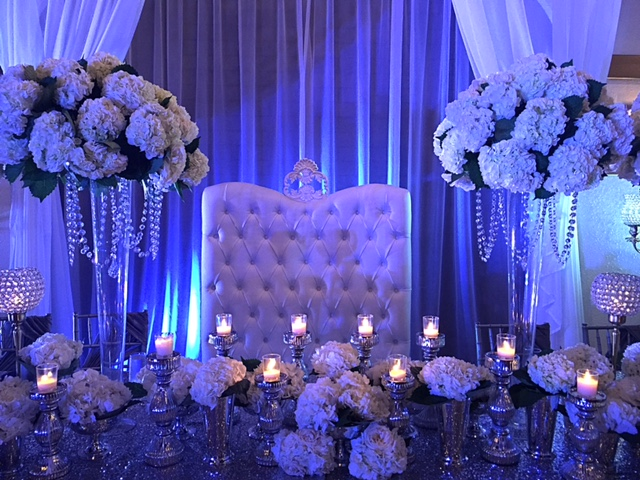 atlanta wedding flowers for your ceremony reception le bam studio. Black Bedroom Furniture Sets. Home Design Ideas